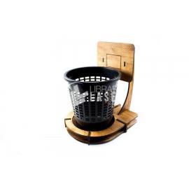 Trash mug Diseño