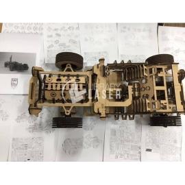 Chasis de Carro Diseño