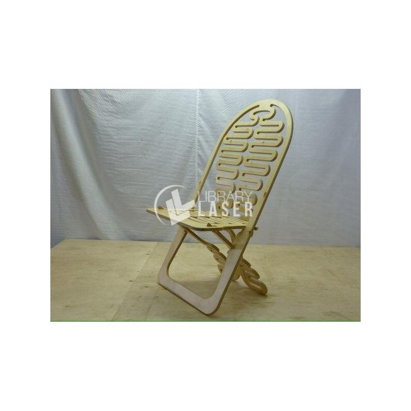 Dise o silla plegable for Sillas plegables diseno