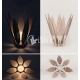 Flower chandelier Design