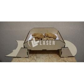 Diseño Caja de galletas
