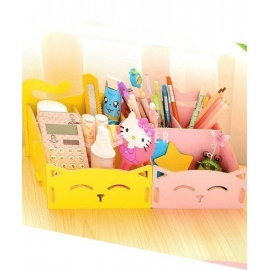 Organizer with cat shape Design