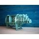 Furniture design in the shape of a hippopotamus