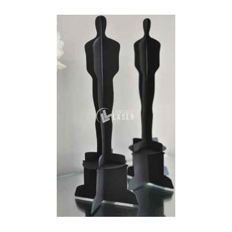 Diseño Estatuilla
