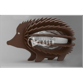 Porcupine lamp Design