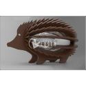 Porcupine lamp Design