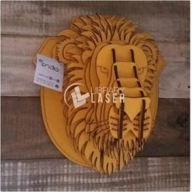 Decoración en forma de León Diseño