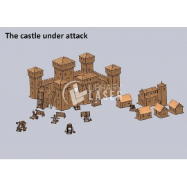 Medieval City Design