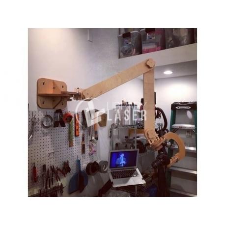 Diseño de soporte para cámara