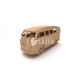 Diseño de Volkswagen Combi