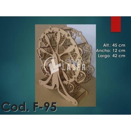 Roulette heart Design