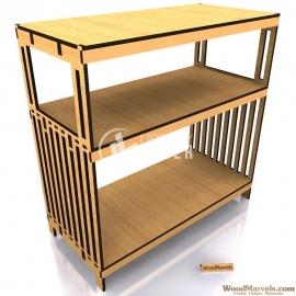 Mueble multifuncional Diseño