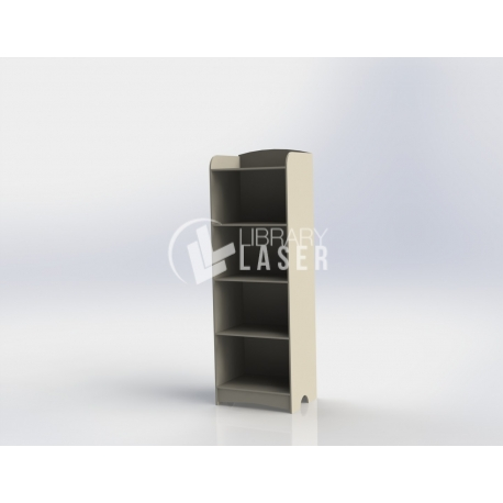 Diseño de mueble tipo licorera