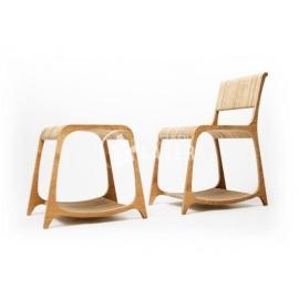 Diseño de silla y mesa