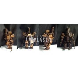 Overwatch Robot Diseño