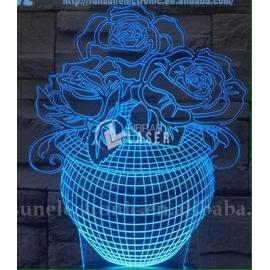 Flower arrangement design
