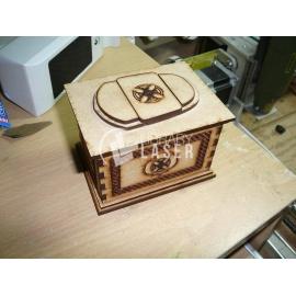 Diseño de caja secreta
