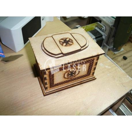 Secret box Design