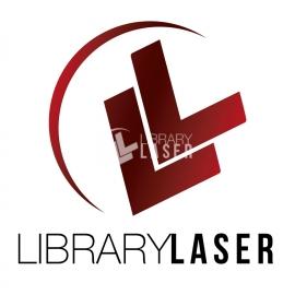 Donaciones Library Laser