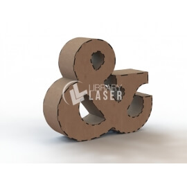 Letra & 3D Diseño