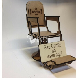 Barbershop chair Design