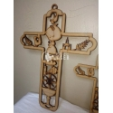 First communion cross Design