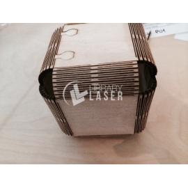 Caja dado Diseño