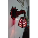 Dragon Lamp Design