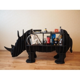Rhinoceros Table Design