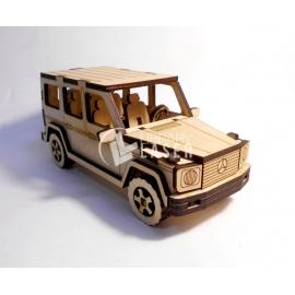 Camioneta Mercedes Diseño