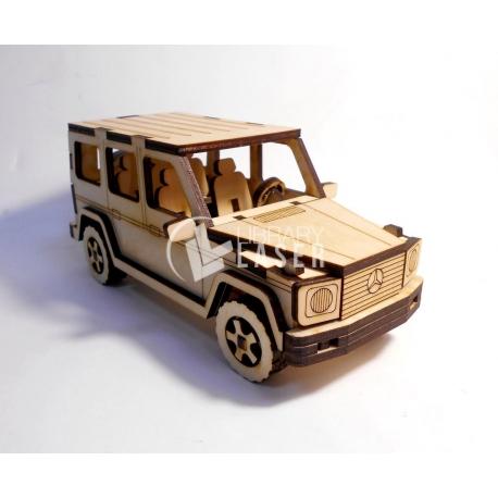 Camioneta Mercedes