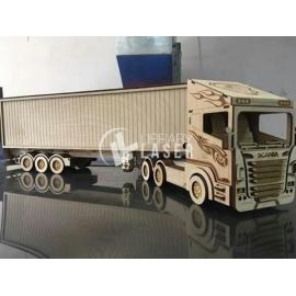 Scania truck Design