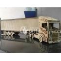 Camión Scania Diseño