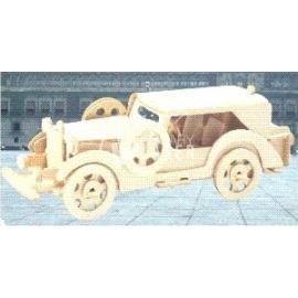 Diseño de Carro antiguo