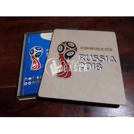 Diseño caja de álbum Rusia