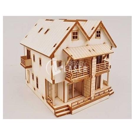 Diseño de Casa antigua
