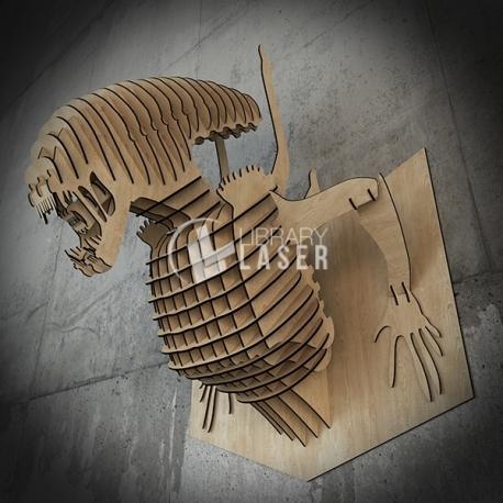 Diseño de Alien