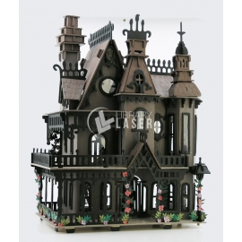 House of terror Design