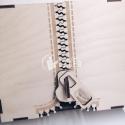 Zipper box design